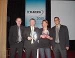 IBS fährt bei European IT Excellence Awards '08 zwei Siege ein