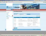 Screenshot Intranet Karlsruher Messe- und Kongress-GmbH