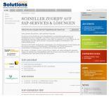 Screenshot Solutionsscout