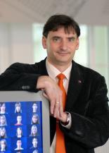 Dynamikum-Geschäftsführer Rolf Schlicher