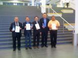 Gewinner des Cubeware Partner Awards 2010