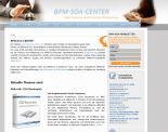 Internet-Wissensplattform www.bpm-soa-center.com