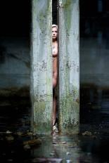 """Das Werk """"Basement Nude"""" von George Portz"""