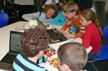 Eröffnungsveranstaltung - Dynamikum als LEGO Education INNOVATION STUDIO