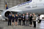 Lufthansa Airbus 'Pirmasens'
