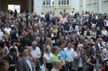 Impression von der Eröffnungsfeier der Pirmasenser Fototage