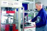 Material-Prüfmaschine – Qualität wird bei BIRCO großgeschrieben