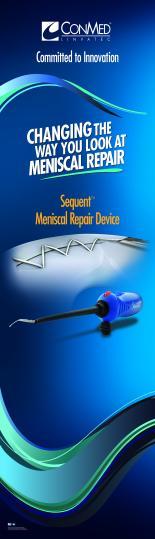 Linvatec Sequent Meniscal Repair Device