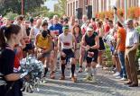 Impression vom Pfälzerwald-Marathon 2011