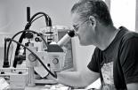Uwe Maisenbacher, Leiter der Qualitätssicherung bei Jentner