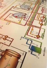 Anlagen-Schema von Procont