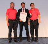v.l.n.r.: Heinz Boes (ADITO), Carsten Lotz (KV Hessen) Peter Kobler (ADITO)