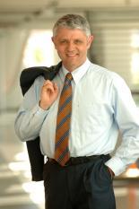 Dr. Bernhard Matheis, Oberbürgermeister der Stadt Pirmasens