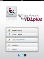 IDL BI-App