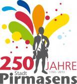 Logo Stadtjubiläum 250 Jahre Pirmasens