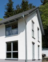 Neues IDL-Gebäude, Tannenwaldstraße 14/Schmitten (bei Frankfurt/Main) – Außenansicht