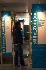 """Impression """"Tatort Leere"""" Themenausstellung (April 2012)"""