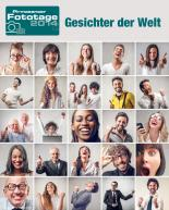 """Logo Foto-Contest """"Gesichter der Welt"""""""