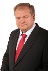 Bernward Egenolf, Geschäftsführer der  IDL GmbH Mitte