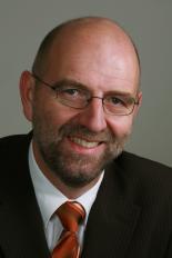 Dr. med. Tobias Keßler, Chefarzt der Klinik für Unfallchirurgie und Orthopädie am Städtischen Krankenhaus Pirmasens