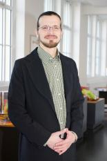 Daniel D'Amaro, Pädagogischer Koordinator Dynamikum Science Center Pirmasens