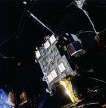 Rosetta-Modell in der Prüfkammer