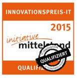Logo Initiative Mittelstand/Innovationspreis-IT 2015