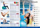 Sport-Tec Hauptkatalog 2015/16 – Inhaltsseite Gymnastik