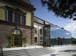 Forum ALTE POST, Haupteingang auf der Hofseite – Foto: Rüdiger Buchholz