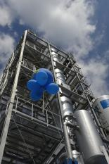 Pilotanlage des PFI Pirmasens zur Energiegewinnung auf Grundlage biologischer Methanisierung