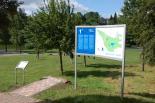 DiscGolf-Parcours im Pirmasenser Naturpark Strecktal