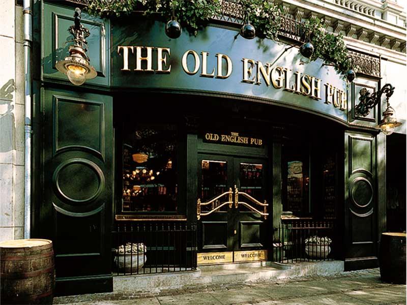 Englischer Pub