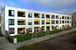 Bereits bestehendes Gebäude des PS:patio!-Projekts