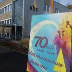 Bildung für alle: VHS Pirmasens wird 70<br /><h5>Stadt Pirmasens   Pressemeldung vom 28. Sep. 2016 </h5>