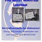 Lesetour 'The Most Wanted' macht Halt in Erfweiler<br /><h5>Bernd Ernst | Pressemeldung vom 04. Nov. 2016</h5>