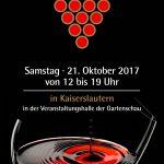 WASGAU veranstaltet Weinmesse in Kaiserslautern<br /><h5>WASGAU  | Pressemitteilung vom  25. Sep. 2017</h5>