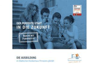 Zur Ausbildung ins Städtische Krankenhaus Pirmasens
