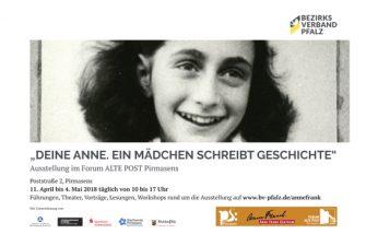 Anne Frank im Forum ALTE POST
