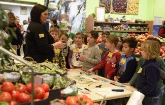 """""""Tag der gesunden Ernährung"""" im WASGAU Markt Mommenheim"""