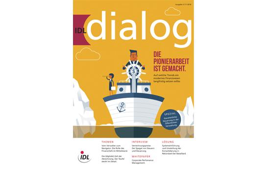 IDL Dialog aktuell: Trends für ein modernes Finanzwesen