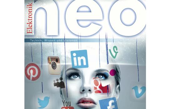Elektronik neo – das neue Magazin der Elektronik