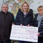 Wertvolle Hilfe für Katzen-Quarantäne-Station<br /><h5>Daniel-Theysohn-Stiftung | Pressemeldung vom 18. Jan. 2019 </h5>