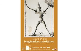 Weltkunst von Dalí im Forum ALTE POST