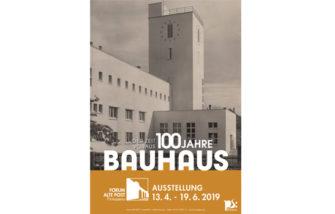 100 Jahre Bauhaus im Forum ALTE POST