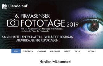 6. Auflage für Pirmasenser Fototage