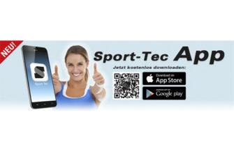 Blättern: Die neue Sport-Tec-App macht mobil