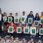 WASGAU begrüßt neue Auszubildende und ehrt Absolventen<br /><h5>WASGAU | Pressemeldung vom 1. Aug. 2019</h5>