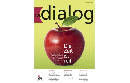IDL Dialog aktuell: Standardisierung und Automatisierung im Fokus