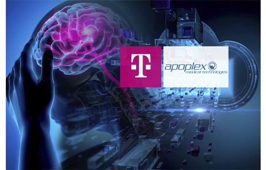 Telekom und apoplex vereint gegen Schlaganfall